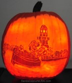 25 amazing carved pumpkins